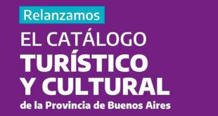 Convocan a formar parte del Catálogo Turístico y Cultural Provincial