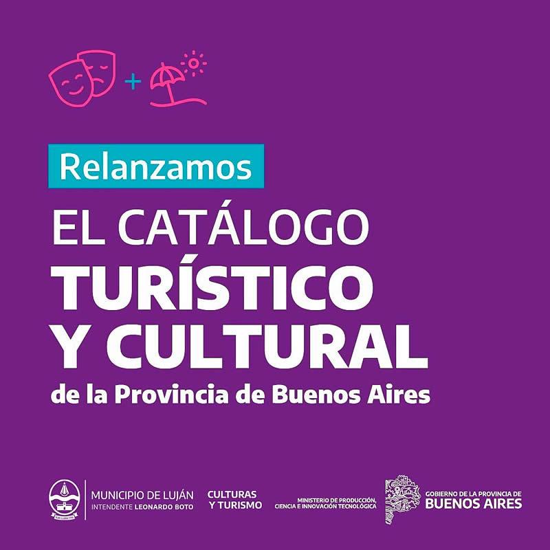 Catálogo Turístico y Cultural Provincial