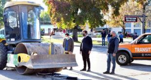 El Municipio destruyó caños de escape no reglamentarios