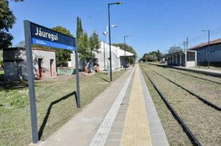 Estación Jáuregui