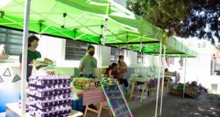 Mercado de Cercanía recorrerá diversos puntos del distrito