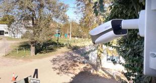 Conectan nuevas cámaras al COM a través de fibra óptica del Municipio