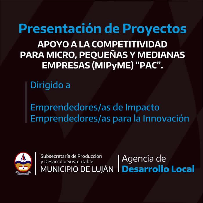 apoyo a la Competitividad
