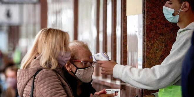 Coronavirus: Reportaron 41 nuevos contagios