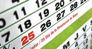 feriado puente del 24 de mayo