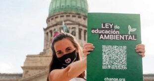 ley educacion ambiental