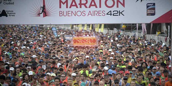 Abierta la preinscripción para la maratón Buenos Aires 2021