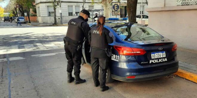 Desbaratan puntos de ventas de drogas en Mercedes