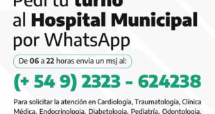 turnos por WhatsApp