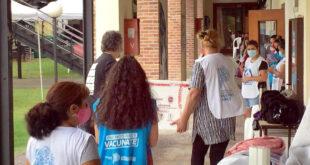 Universidades públicas se incorporaron al Plan Nacional de Vacunación