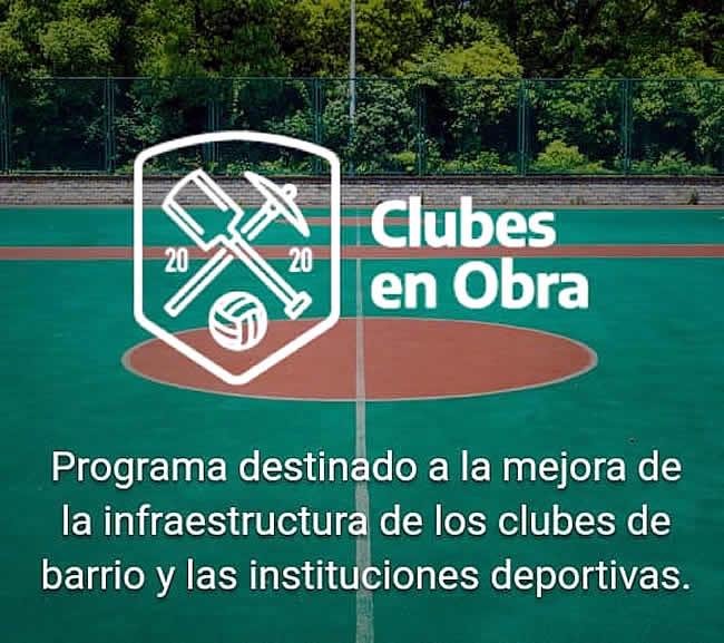 Clubes en Obra