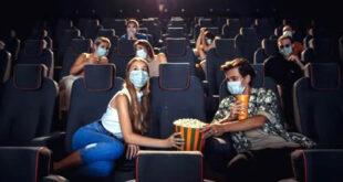 Habilitaron los cines y teatros con aforo