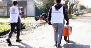 Trabajos de limpieza y mantenimiento de desagües