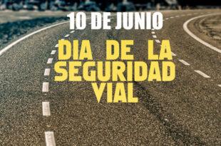 día Nacional de la Seguridad Vial,