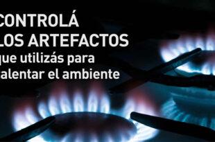 Recuerdan las medidas de prevención para evitar la intoxicación con monóxido de carbono