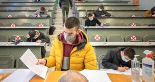 presencialidad en universidades