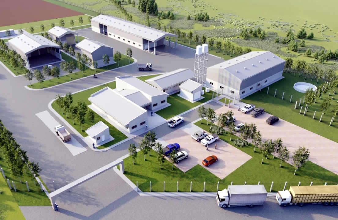 Nuevo Centro Ambiental Luján