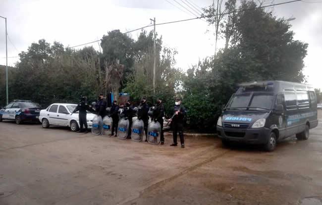 venta de drogas Luján y San Andrés de Giles