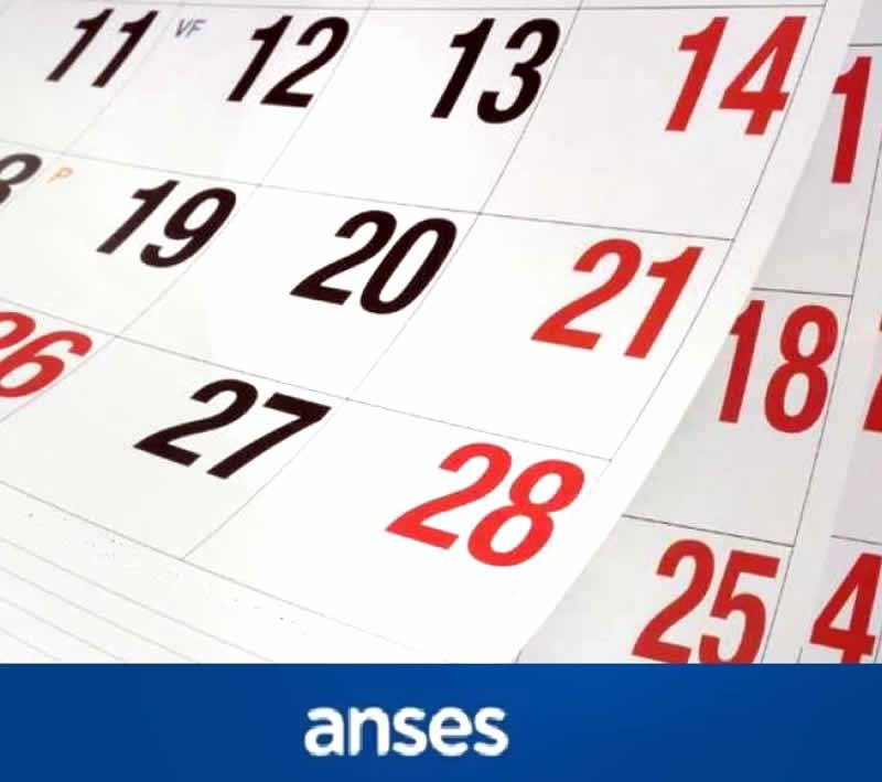 calendario anses