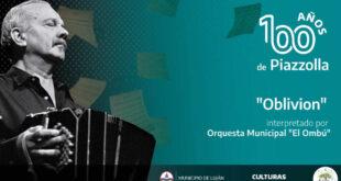 homenaje a Piazzolla