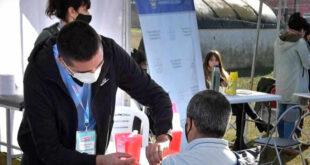 operativos de vacunación en barrios