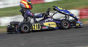 <span style='color:#ffb233;'><h6>Karting:</h6></span>  Ayrton no se baja de podio
