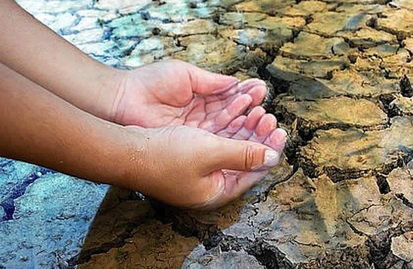 situación del agua en el mundo