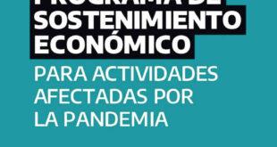 Programa de Sostenimiento Económico