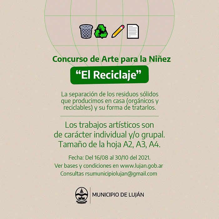 Concurso del reciclaje