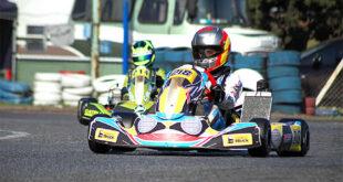 <span style='color:#ffb233;'><h6>Karting: </h6></span>  Ayrton se quedó con la última del campeonato