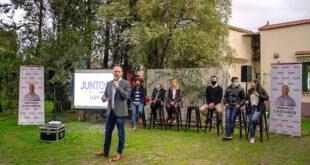 Castaños lanzó su campaña