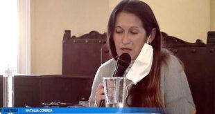 concejal (FdT) Natalia Correa
