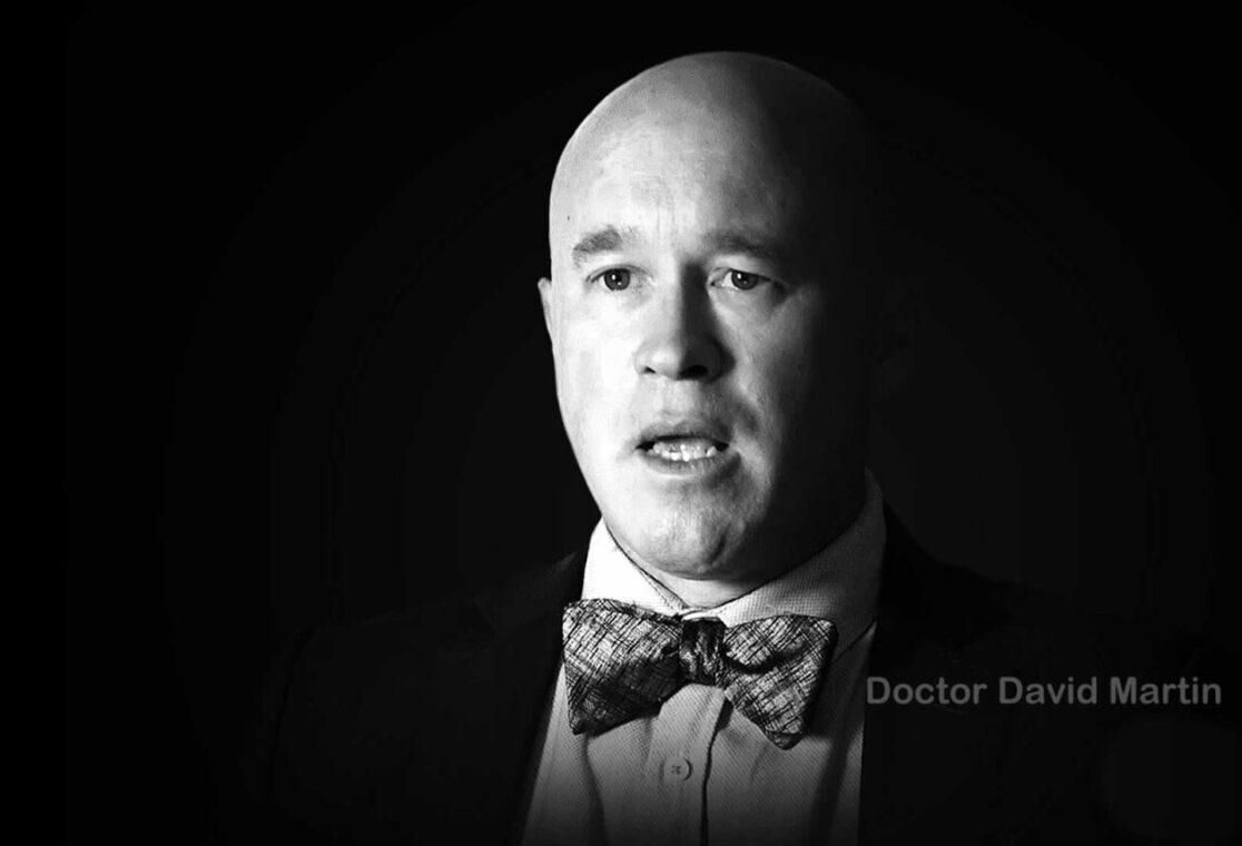 doctor David Martin