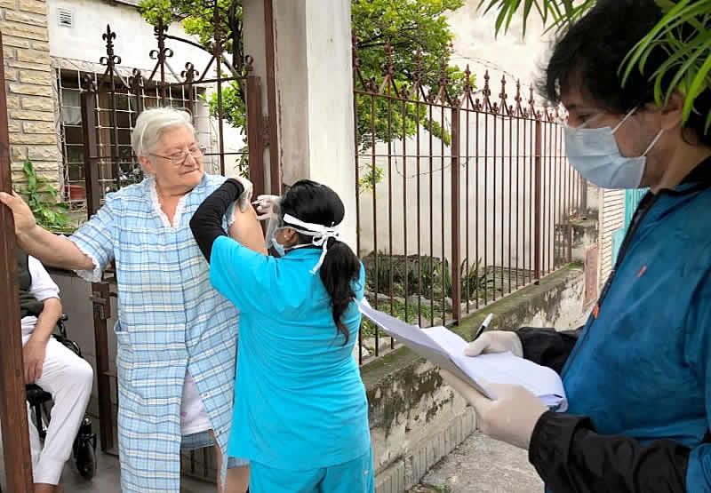 vacunacion casa x casa
