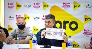 Macri reafirma su respaldo a Ignacio Castaños