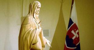 Virgen Patrona Eslovaquia