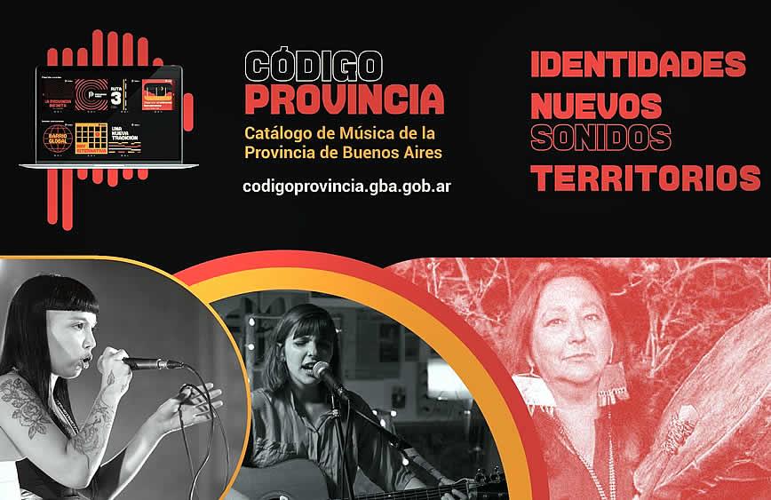 Debuta la plataforma de música digital de Código Provincia