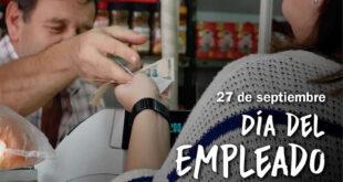 Día del empleado de comercio