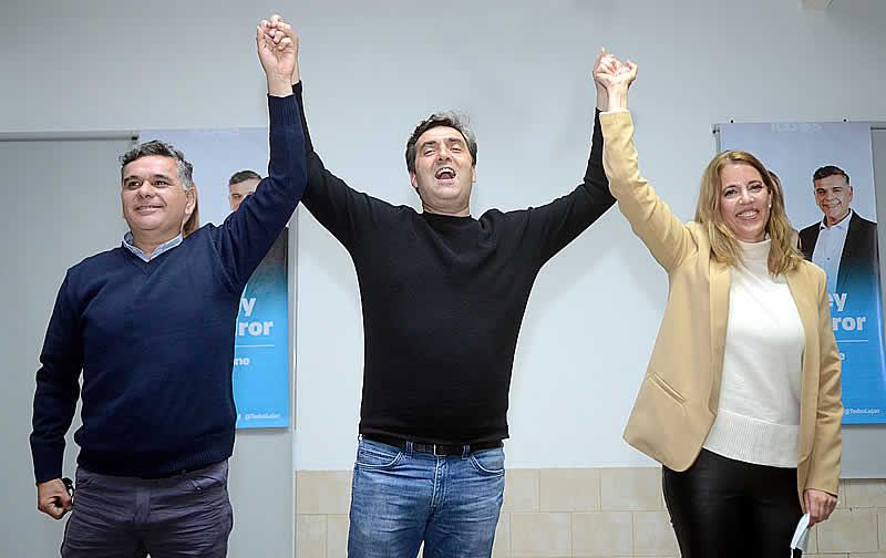 el FdT cerró su campaña