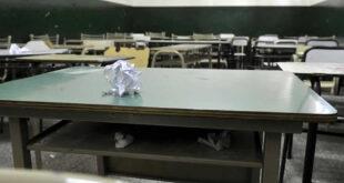 aula vacia