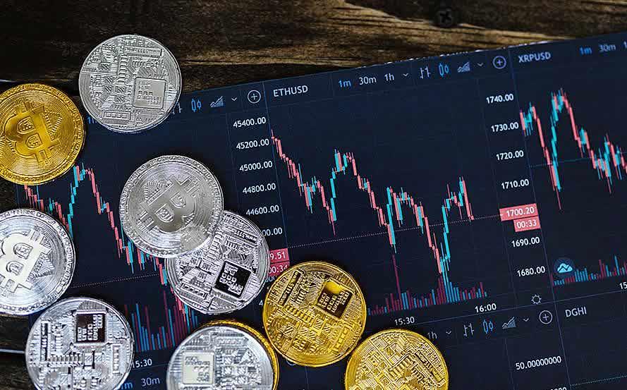 Wall Street se adentra en el mundo de las criptomonedas,