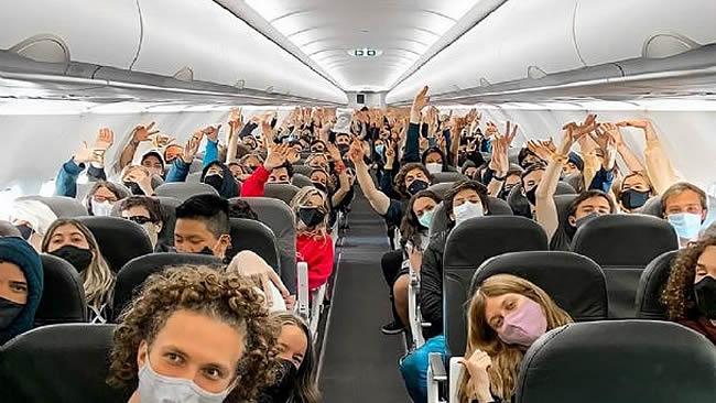 viajes de egresados gratis